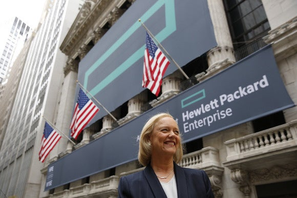HPE will take on Nutanix and Cisco with hyperconverged system