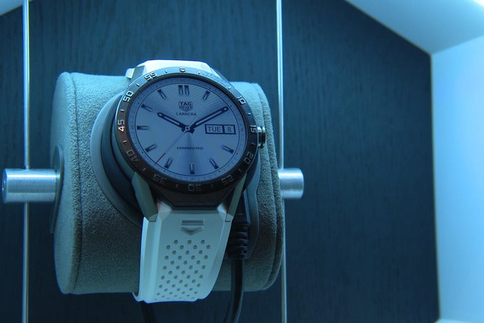 Tag Heuer debuts first Swiss luxury Android Wear ...