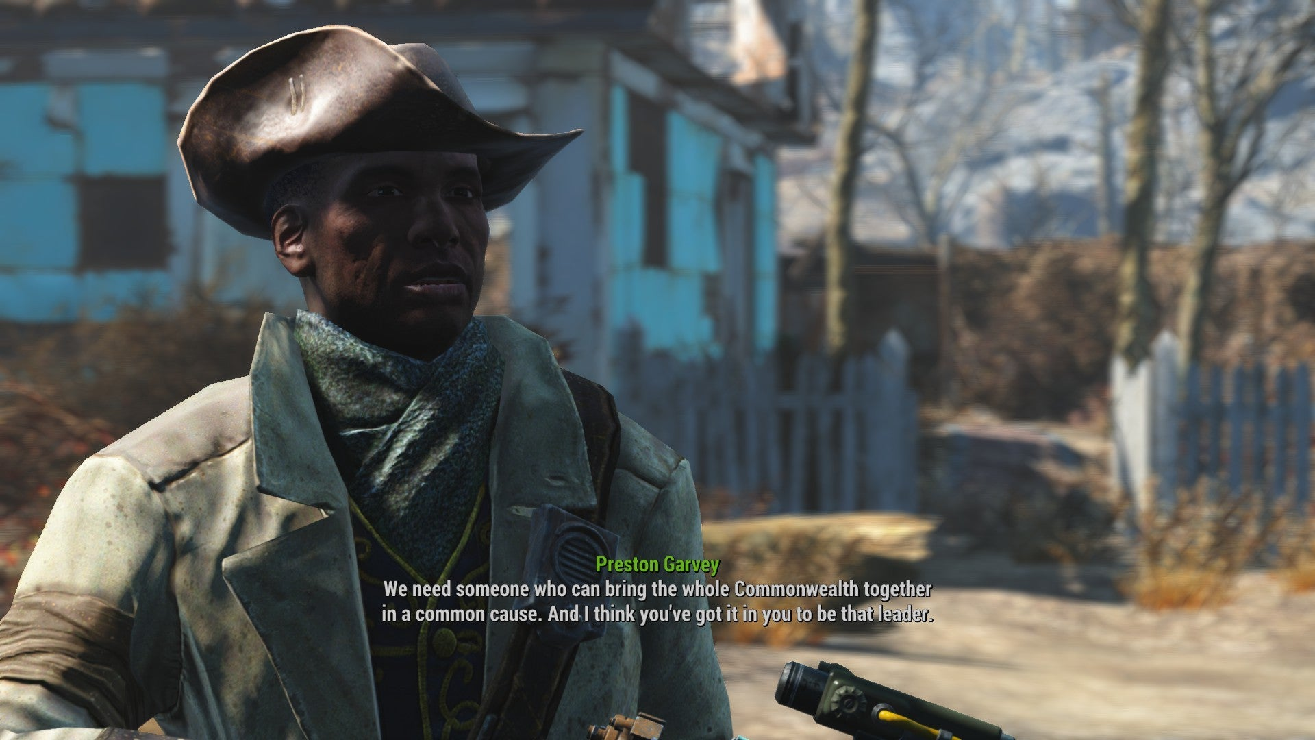Fallout 4 Review Won 39 T Set The World On Fire But Might