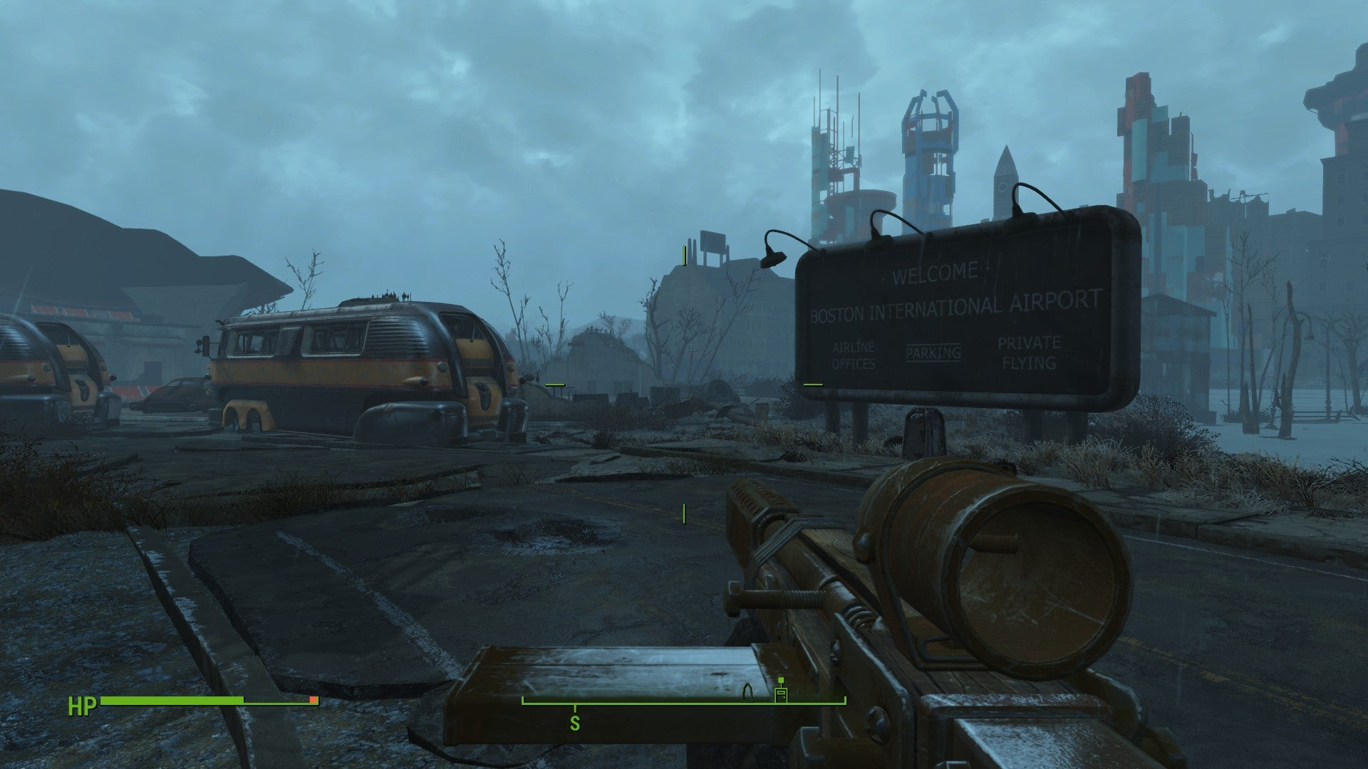 Fallout 4 review: Won't set the world on fire, but might start a