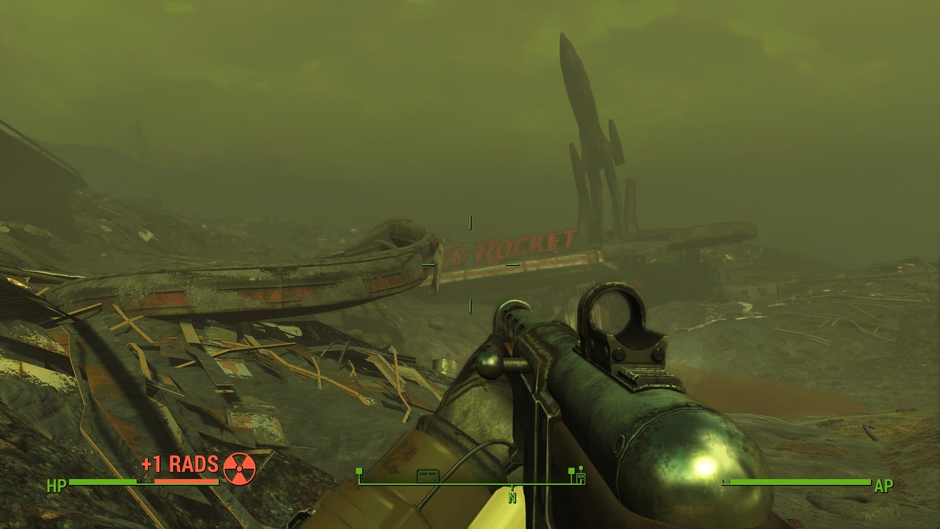 Fallout 4 review wont set the world on fire but might start a fallout 4 gumiabroncs Image collections