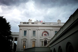 White House (public domain)