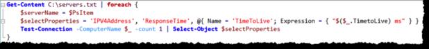 TimeToLive script