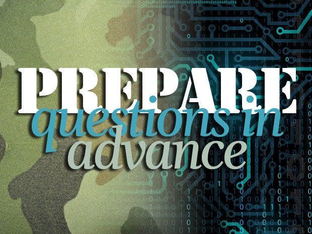 4 prepare questions