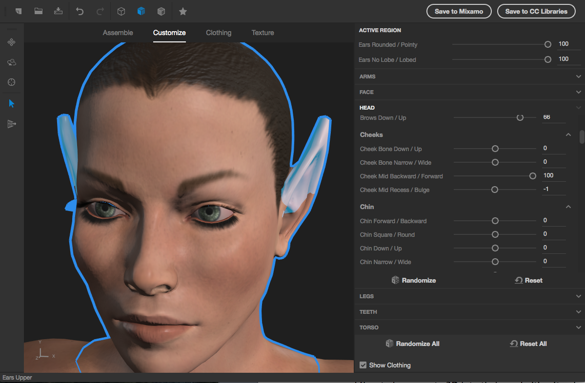 Fuse 3d character creator free download | Download Adobe Fuse Free
