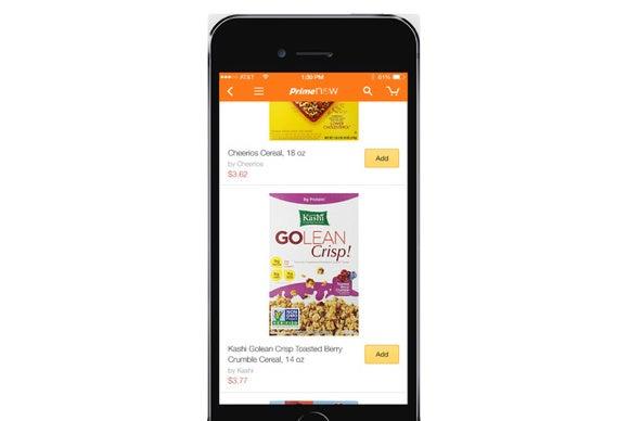 amazon prime now ios delivery apps
