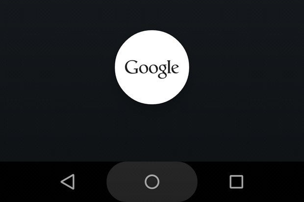 Android 6.0 Google Now Home Button Shortcut