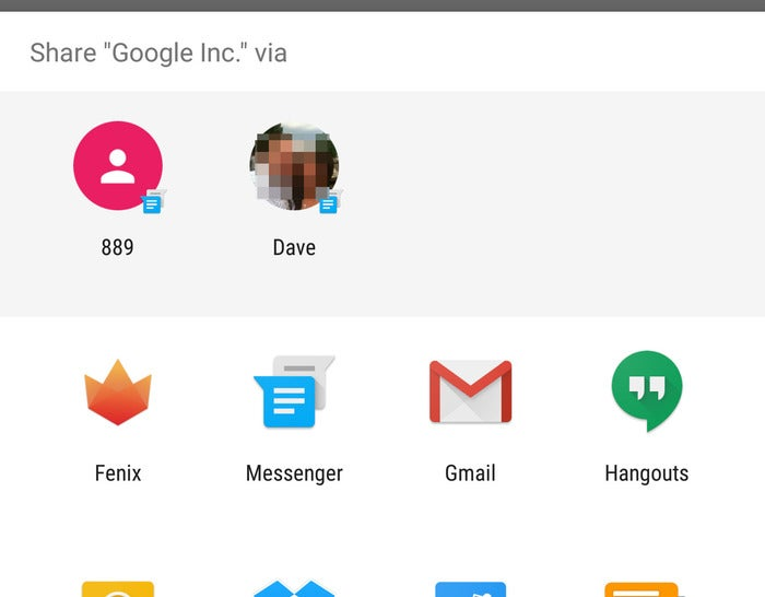android mm updated messenger