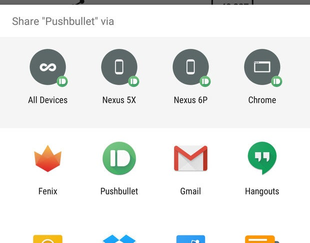 android mm updated pushbullet