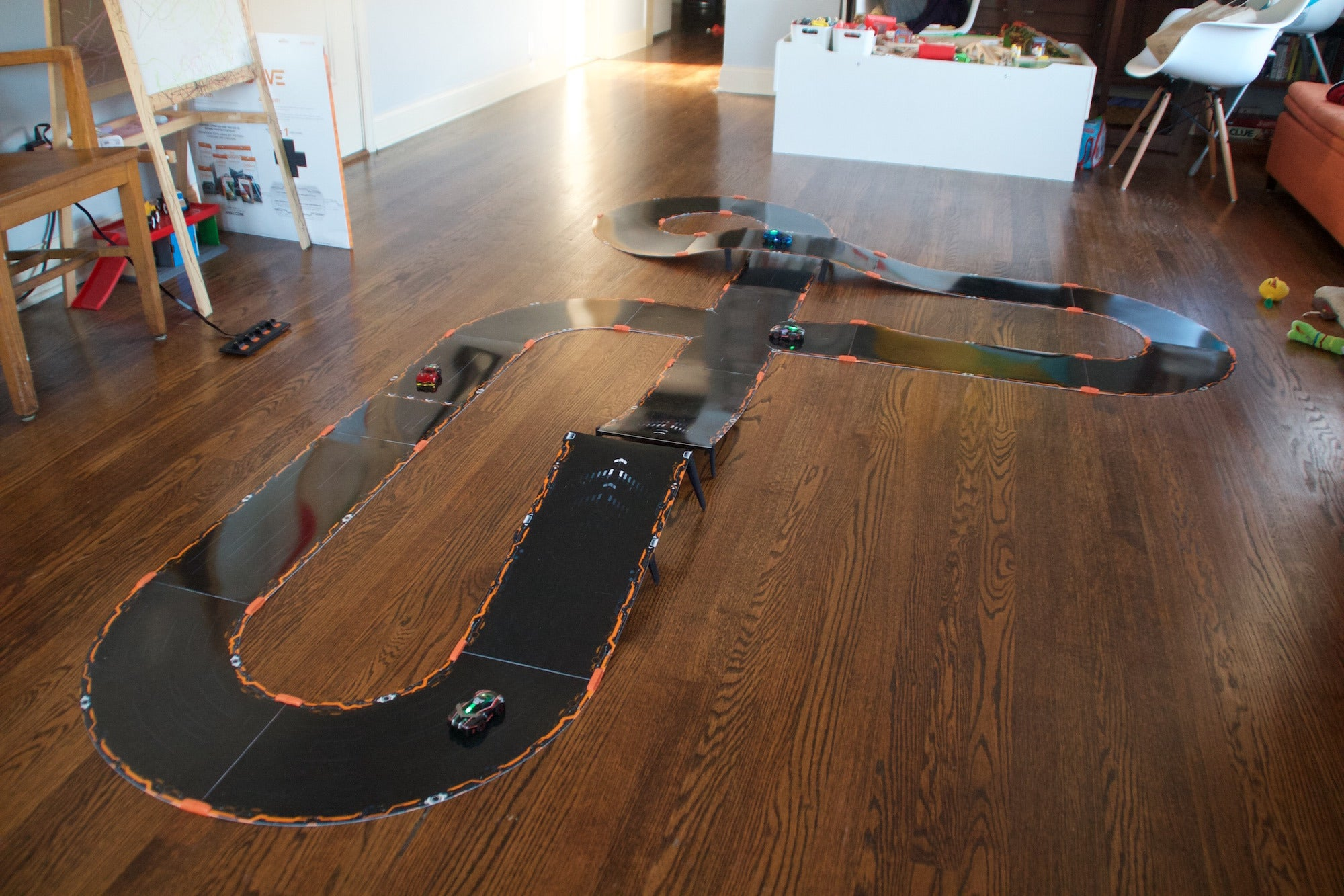Anki Overdrive Review Robot Race Cars Are As Cool They Sound Furious Racing Circuit 2016 Android Apps On Google Play Full Track