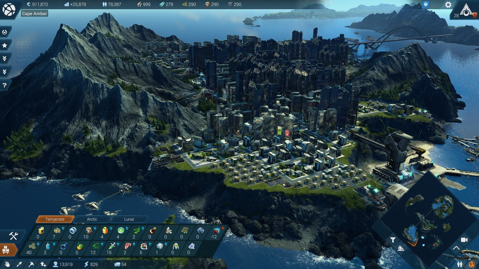 Anno 2205 review: One small step for Anno, one giant leap for Anno-kind |  PCWorld