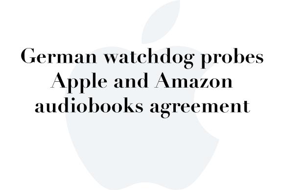 apple amazon germany audiobooks