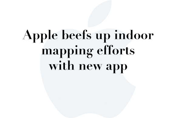 apple indoor mapping