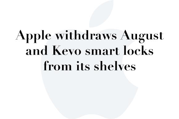 apple kevo august