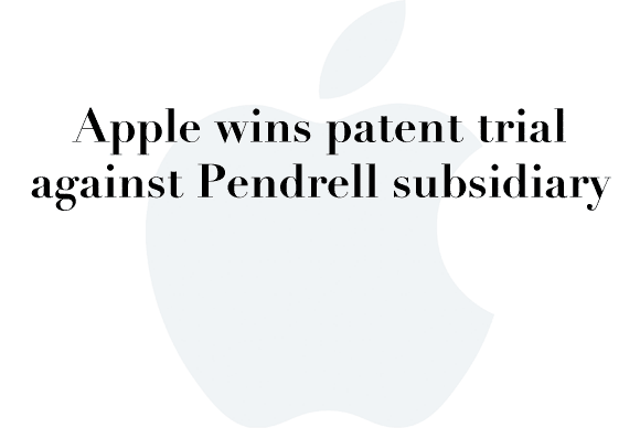 apple pendrell