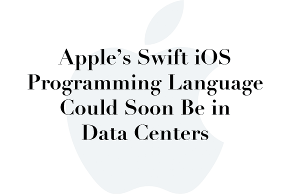 apple swift data centers