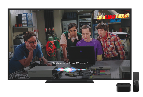apple tv siri now playing