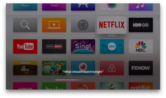 apple tv siri recommendations 1
