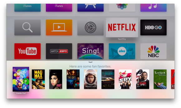 apple tv siri recommendations 2