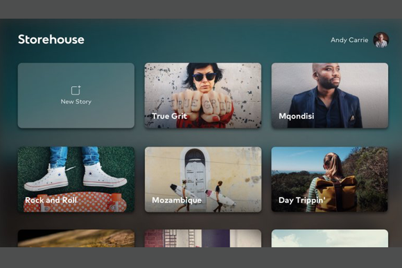 apple tv storehouse app