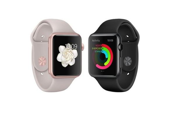 apple watch slide