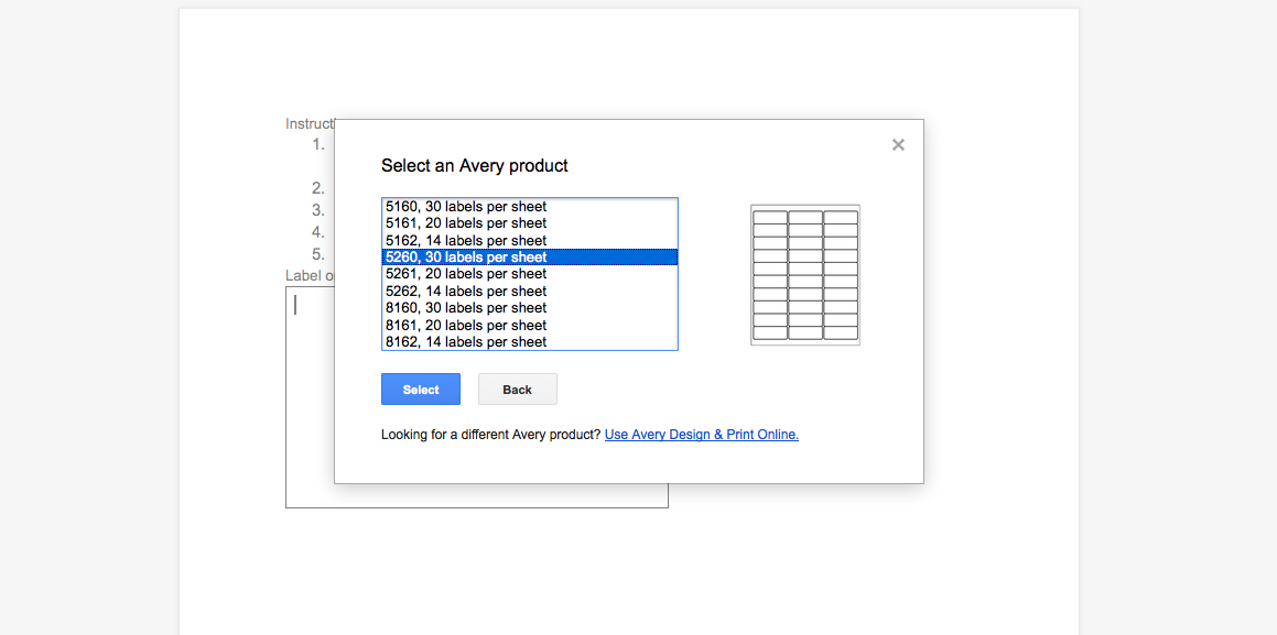 Avery Label Merger Merges Google Sheets Data And Formats It For Of Address Labels