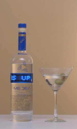 bar tech medea vodka