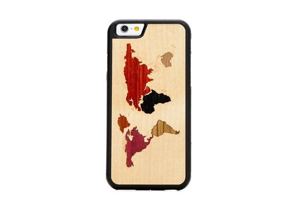 carved traveler iphone