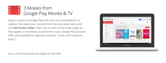 chromebook offer