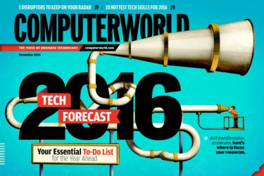 Computerworld Digital Edition, December 2015 [cover]