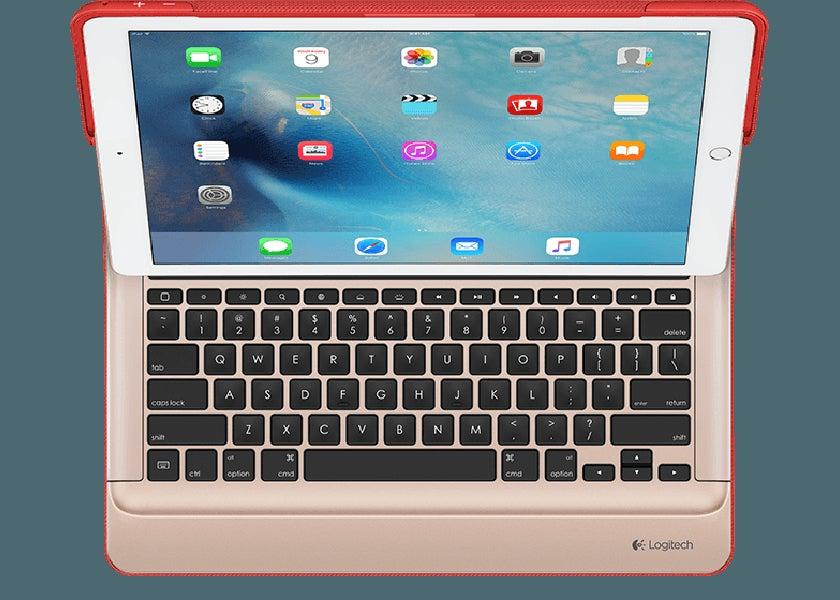 8fd759dadc5 Logitech Create review: Bulky iPad Pro keyboard case has awesome backlit  keys
