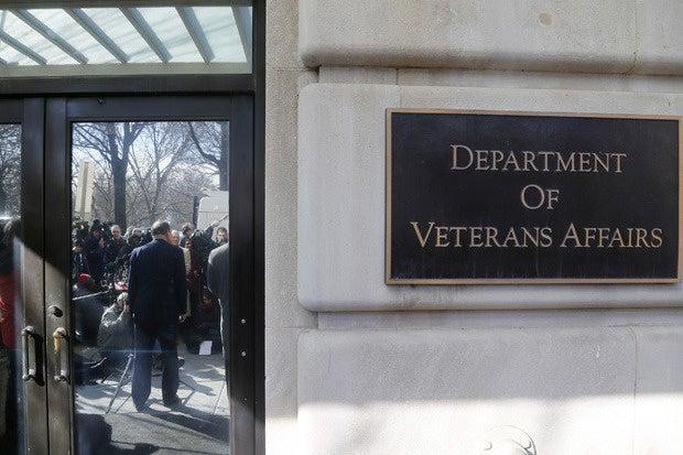 Department of Veterans Affairs names insider Brian Burns