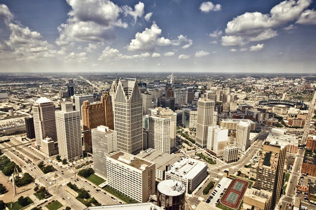 Could Detroit become the next Silicon Valley?