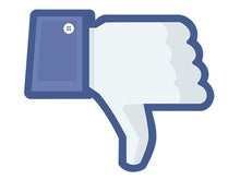Facebook's 'dislike' button -- for Messenger only?