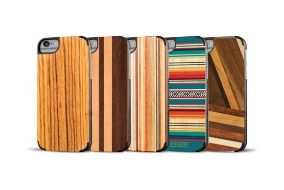 dodocase recoverwood iphone