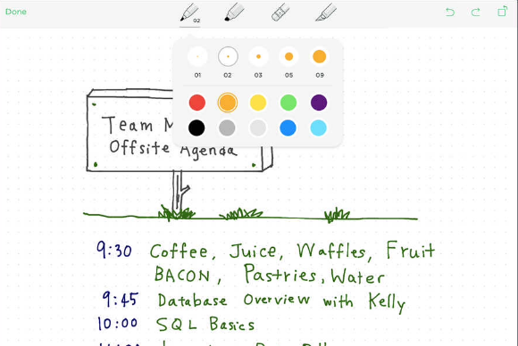 evernotesketch