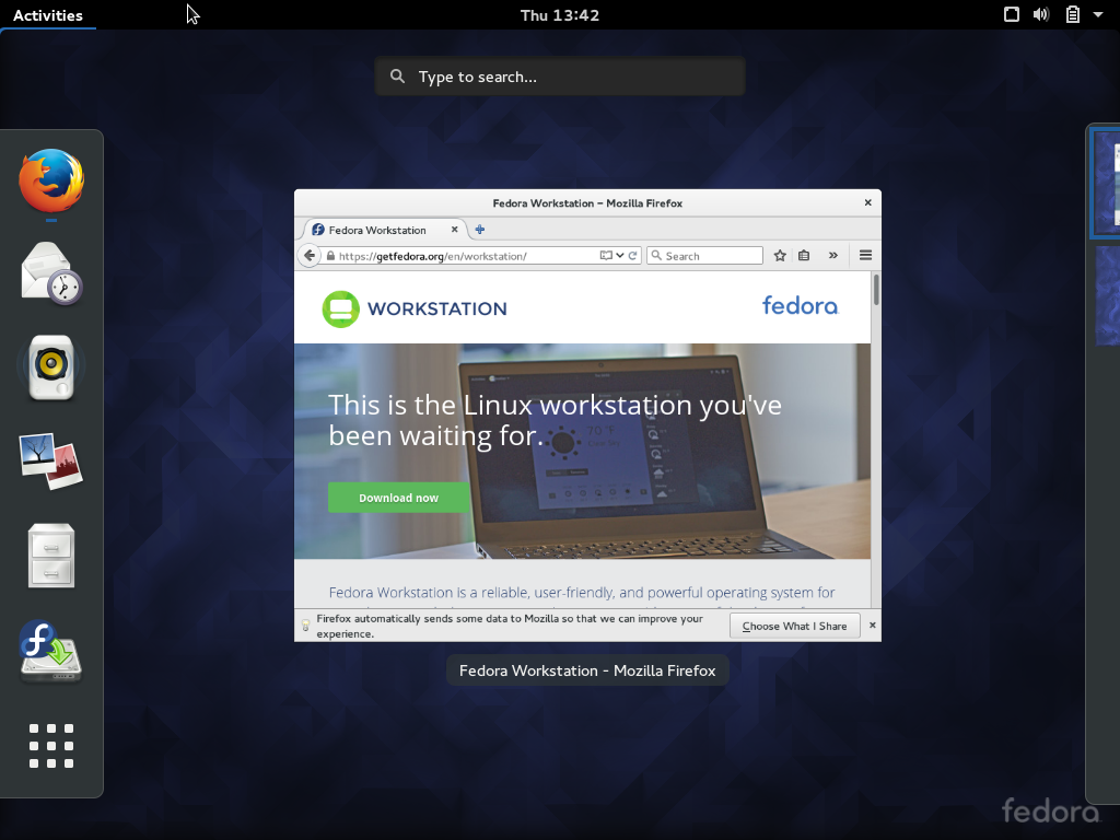 Fedora 23 lands with GNOME 3 18, Wayland progress, and a new