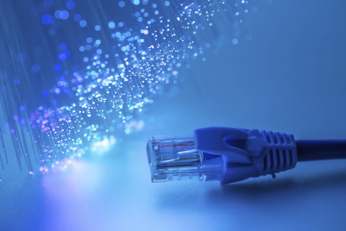fiber internet ethernet cord networking