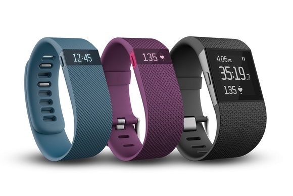fitbit charge slide