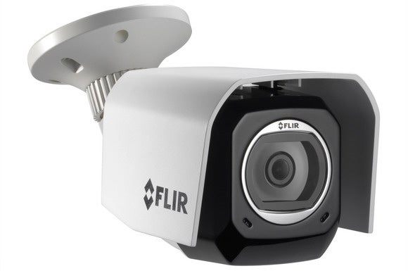 Flir optional outdoor enclosure