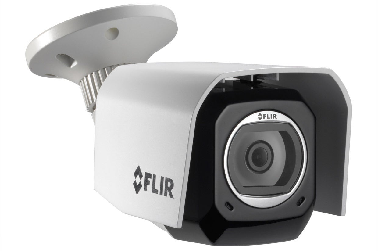 Flir Fx Review This Security Camera Needs Work To Compete