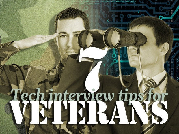 Tech Interview tips for veterans