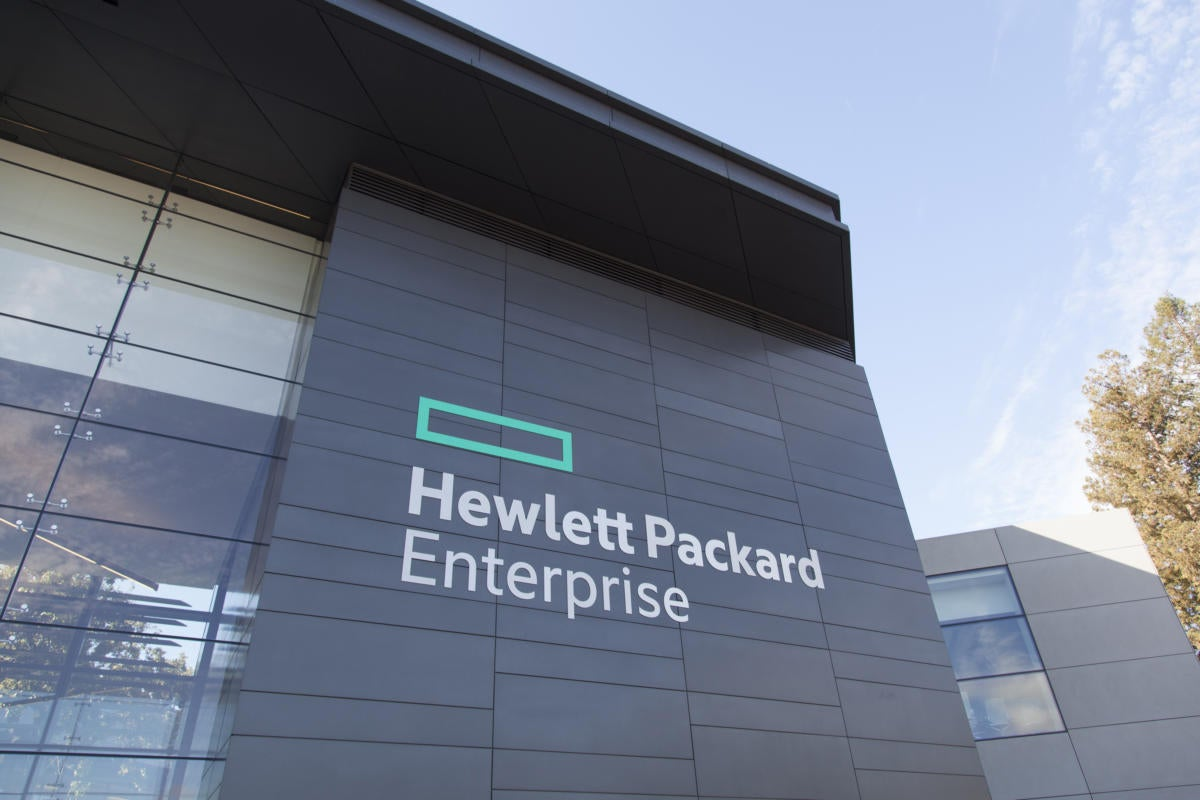 HP Enterprise teams up with Intel for IoT edge computing