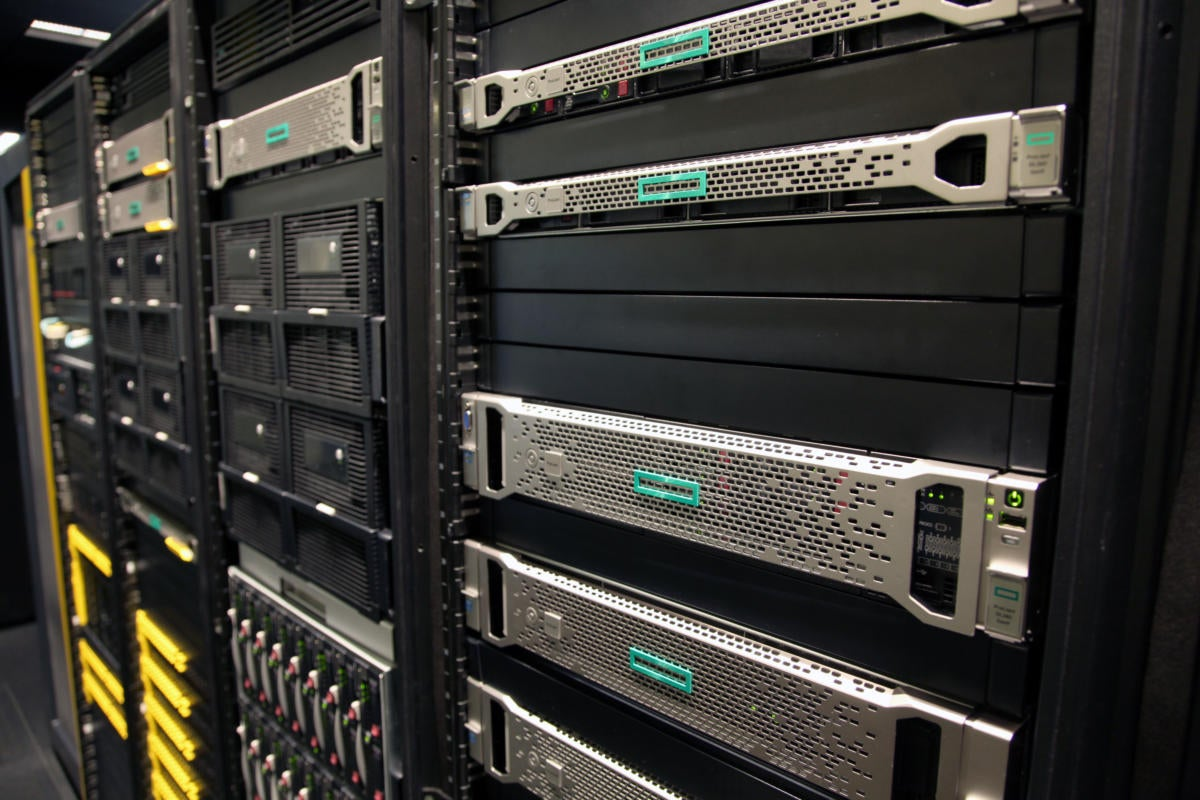 Intel is looking to change the way servers are configured.