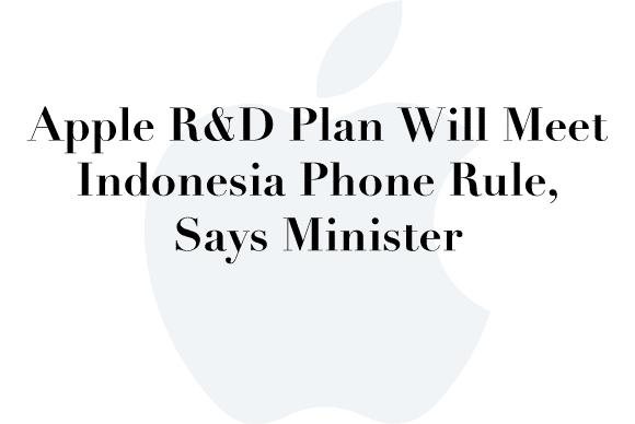 indonesia apple iphone