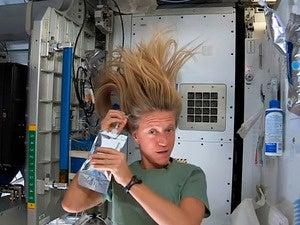 international space station 17
