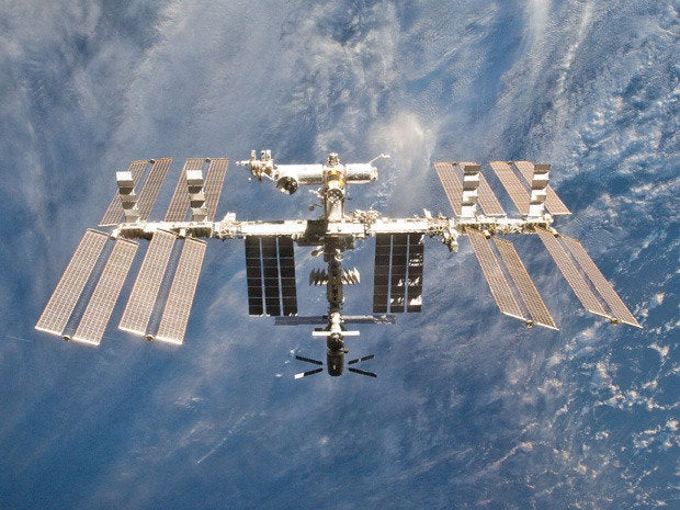 international space station 4