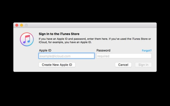 How to use different iTunes accounts for different languages