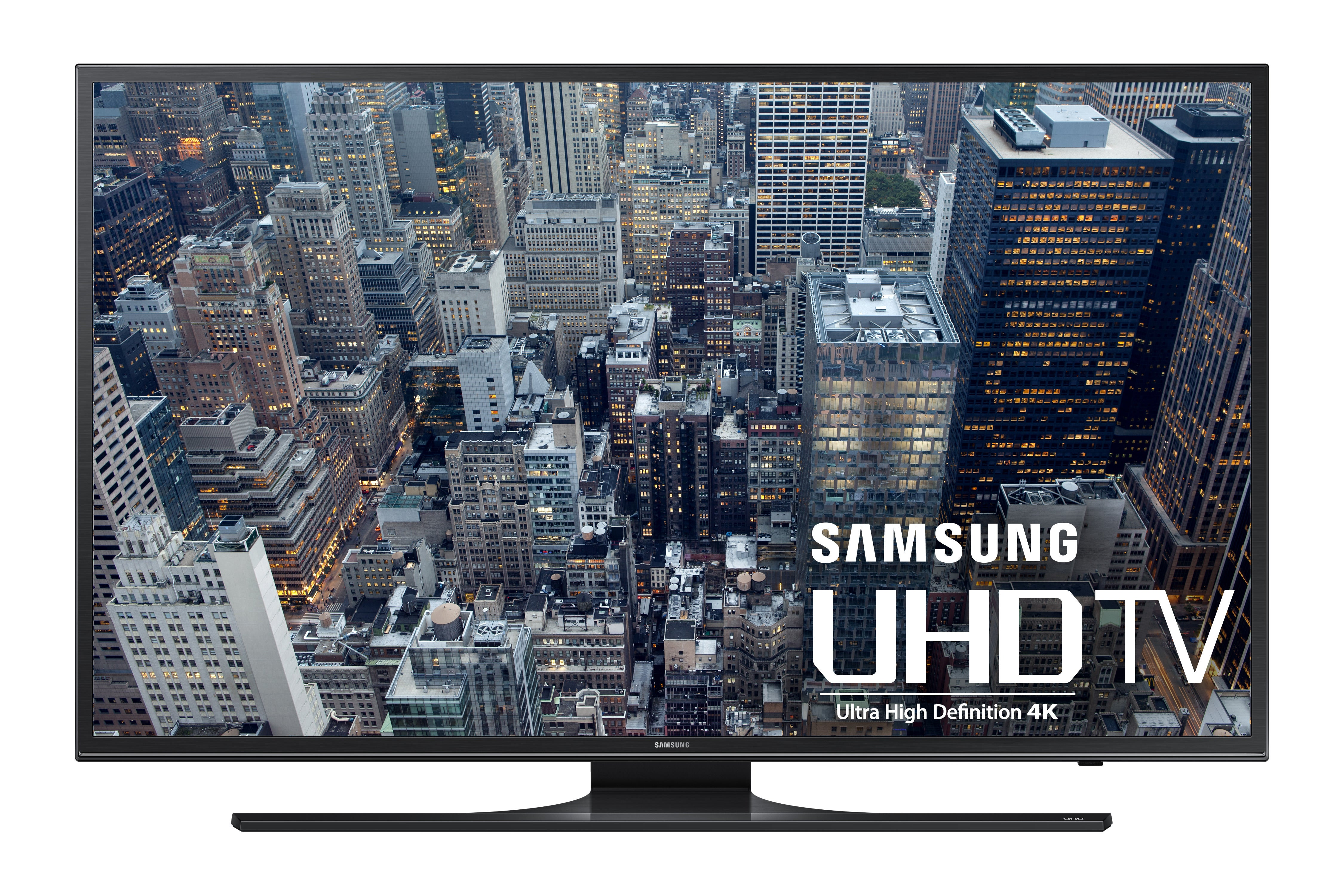 621e265abc11f Samsung UN55JU6500 4K LCD smart TV review  Simple and affordable ...