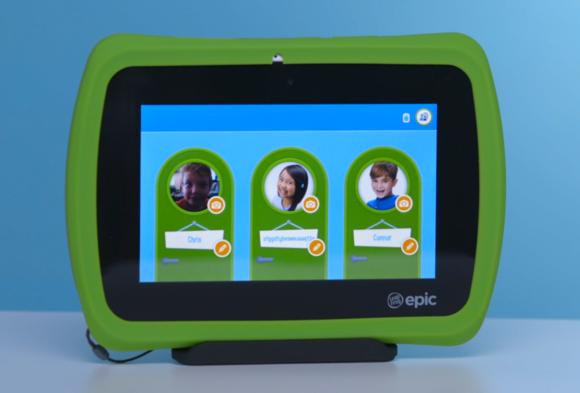 kids epic tablet